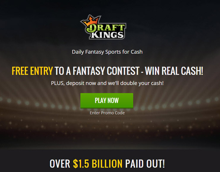 draftkings-free-entry